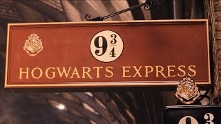 Repeat youtube video Hogwarts Express - Behind the Scenes | Universal Orlando