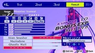 Persona 4 Golden - How to Fuse Magatsu Izanagi!!