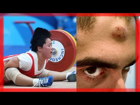 CRAZY CROSSFIT & WEIGHTLIFTING FAILS COMPILATION 2020