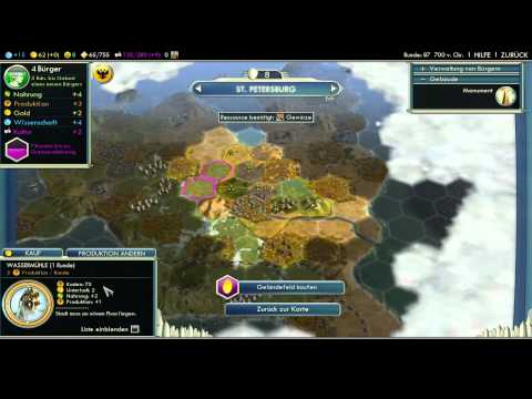 Let's Play Civilization 5 HD Part 10 - Handelsstraße |