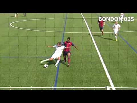 Tom B. - AM -  19yo - Pro Academy of Marseille VS Gazelec Highlights
