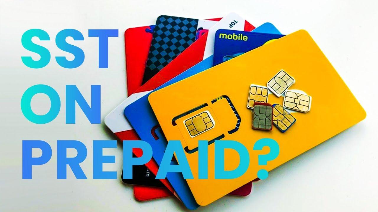 SST on Prepaid: RM10 reload gets you RM9 43 of credit   SoyaCincau com