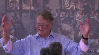 After Brexit: What Future Democracy for England? Roger Wright-Morris