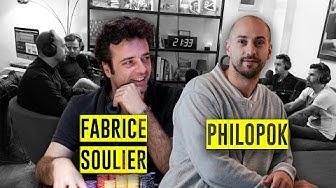 Fabrice Soulier, Philopok et Dash Dudley | Club Poker Radio