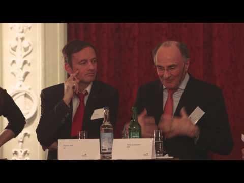 swisscleantech 1. Quartalsanlass 2015 «New Deal Schweiz – Europa» – Podiumsdiskussion