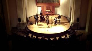 """JazzCat  """"La Passada"""", en directe"""