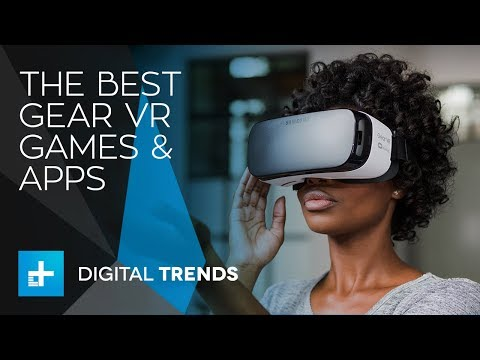 The Best Gear VR Games & Apps