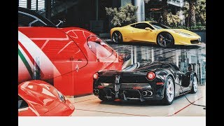 FOUND A LAFERRARI APERTA in Indonesia!!! | FOCI Morning Breakfast & Visiting Ferrari Jakarta