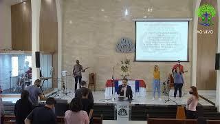 LIVE - IPMN  -- EBD -  DIA DO JOVEM PRESBITERIANO. -  Rev. JUNIO CESAR.