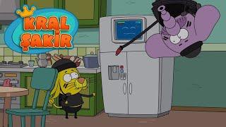KRAL ŞAKİR: Buzdolabı - 40. Bölüm