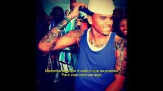 Chris Brown - Wildcat (Legendado) (Hot) (Audio) PT-BR