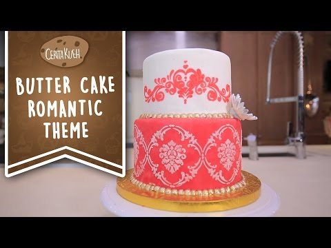 Cake Decoration with Chef Beng Part 2 - Cerita Kueh - Episode 09