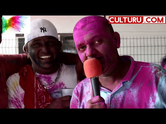 Suriname viert Holi Phagwa