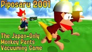 Region Freedom - Piposaru 2001 (The Monkey Pants Vacuuming Ape Escape Game)