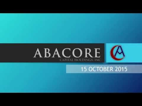 ABACORE CAPITAL HOLDINGS INC.