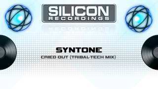 Syntone - Cried Out (Tribal-Tech Mix) (SR 0432-5)