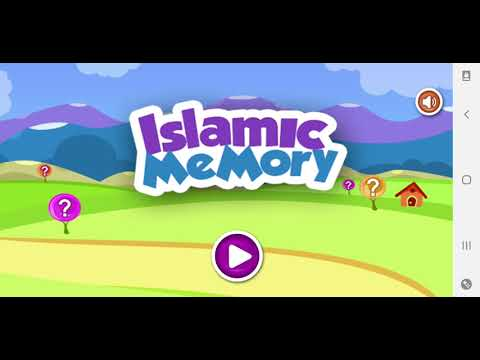 Download How To Improve Kids Concentration Levels  Fun  Islamic Memory Game for All  Memory App