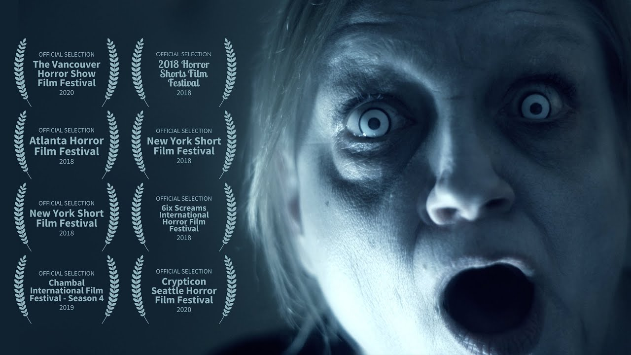 Trapped Inside, a Terrifying Short Horror Film by Usher Morgan, Now Streaming
