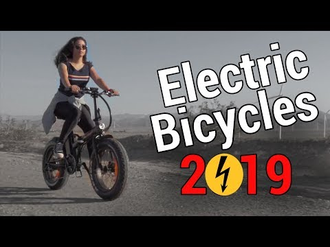 5 Best Electric Bicycles 2019 | Coolest E-Bikes For Everyday