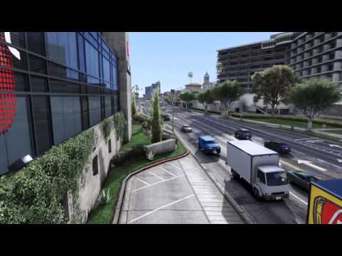 Gta  Live Wallpaper K Uhd Gta V Time Lapse