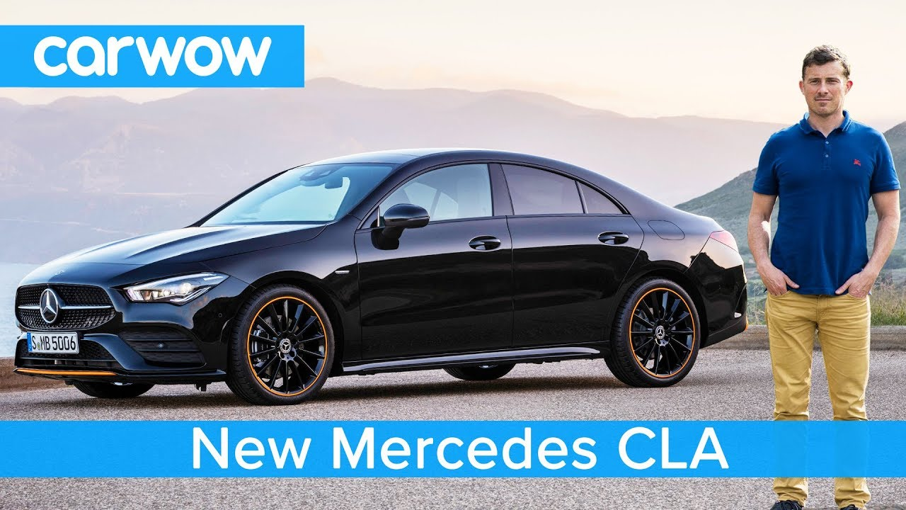 new mercedes cla 2019 see why it 39 s way cooler than an. Black Bedroom Furniture Sets. Home Design Ideas