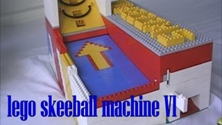 Lego - ARCADE GAME V1 *SKEEBALL* [NEW YEAR
