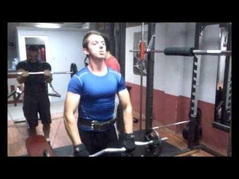 SHOULDER TRAINING - TRENING ZA RAMO - 1-va VEZBA - PREDNO RAMO SUPERSET