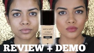 new 6 wet n wild photofocus foundation review