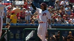 7/9/17: Phillies top Padres on huge six-homer day