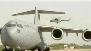 Indian Air Force inducts C-17 Globemaster, its biggest transport aircraft