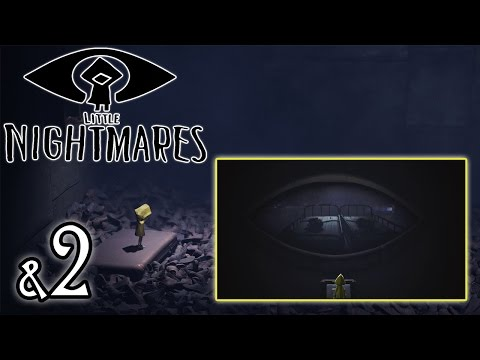 Let's Play: Little Nightmares [PS4] (na ślepo) Odc. 2 -