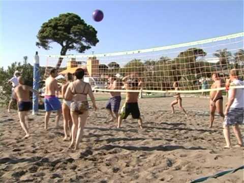 Конкурс на пляже видео жены