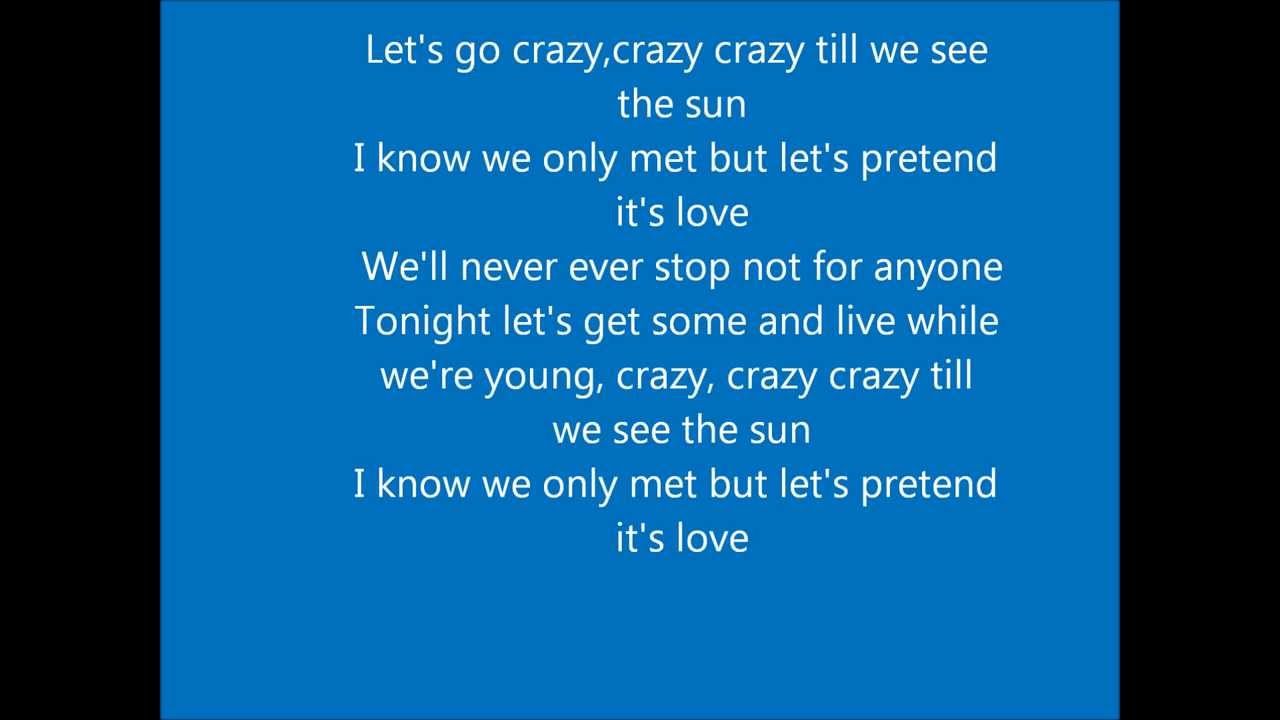 One Direction - Live While We're Young (LYRICS HQ) - YouTube