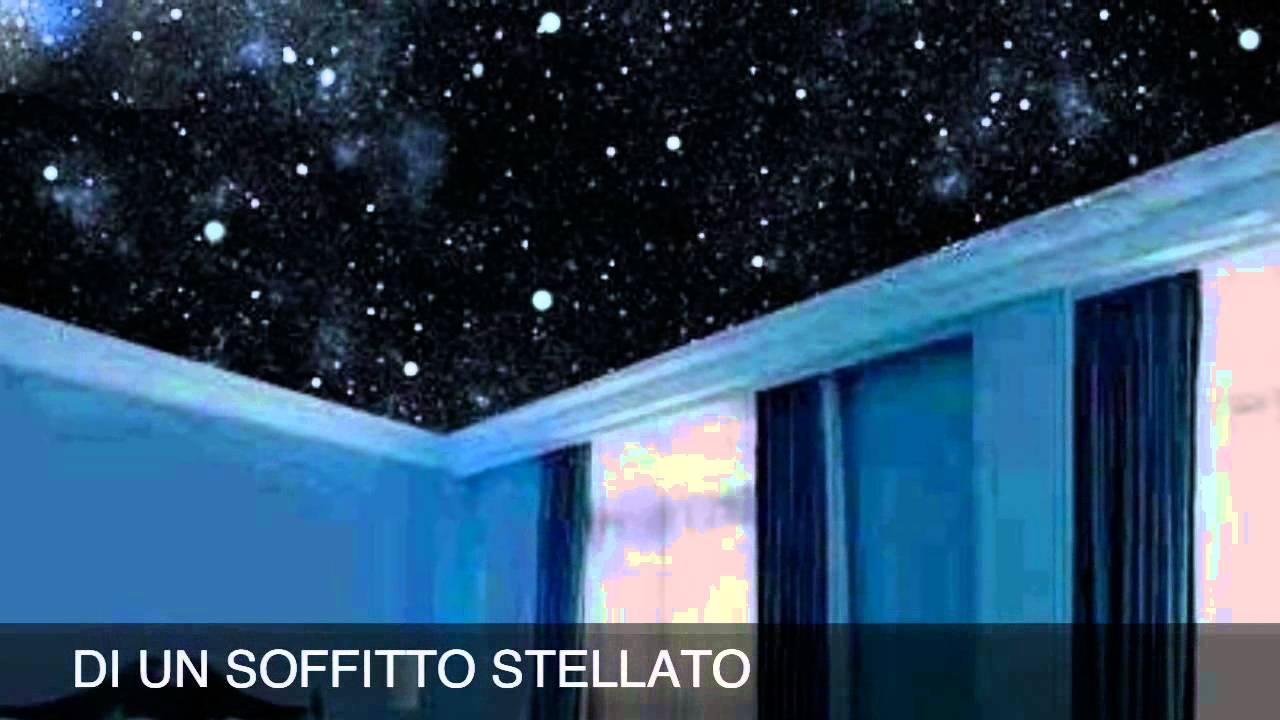 bluedream - youtube - Luci Soffitto Stellato