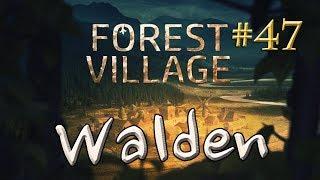 Let's Play Life is Feudal: Forest Village - Walden #47: Die Palisade (gameplay / deutsch)