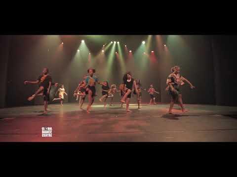 Afro dance 7-17 yr - Jemairo Rack - ELEVATE 2019 - GDC Almere