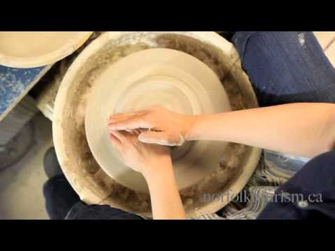 Pottery in Norfolk County