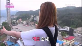 Download Video Yeeun ( CLC ) and Jungkook ( BTS ) Moment Bungee Jumping MP3 3GP MP4