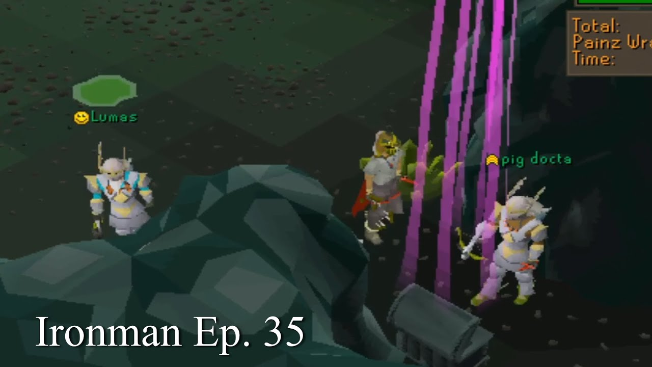 The Low KC Dream | OSRS Ironman Ep. 35 |