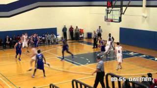 Wilfrid Laurier vs Daemen Men
