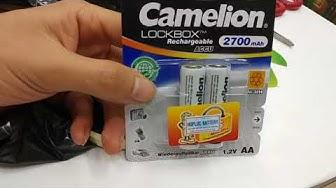 Dây loa monter và pin xạc camelion 2700mah .giá rẻ mà lại tốt
