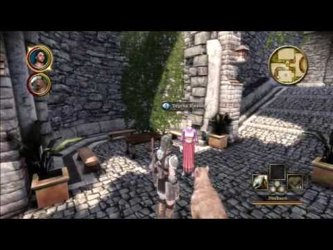 Dragon Age: Origins (Alternate Origins): Male Human Noble Part 2