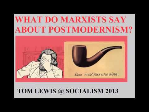 What Do Marxists Say About Postmodernism?