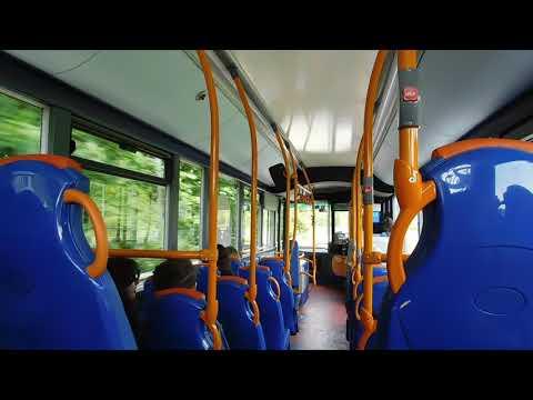 *Beast* Stagecoach East Midlands ADL Dennis Enviro200MMC 26173 Route 350