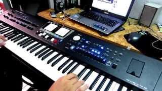 Đàn Organ Roland Bk9 Liên Khúc Người Tình Mùa Đông Nguyễn Kiên nhaccugiatot.com