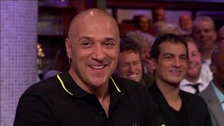 Paul Elstak vs. Mr. Polska - RTL LATE NIGHT