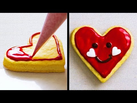 Valentine's Day Special | Easy Dessert Recipes And DIY Valentines Day Treats By Nyam Nyam