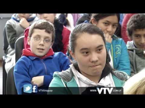 """VTV NOTICIAS: Se presentó el """"Diario de viaje de Montevideo a Paysandú"""""""
