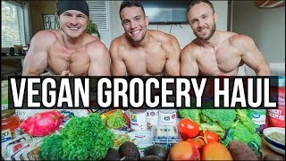 Healthy Grocery Haul for the Week ft. Simnett Nutrition & Brian Turner