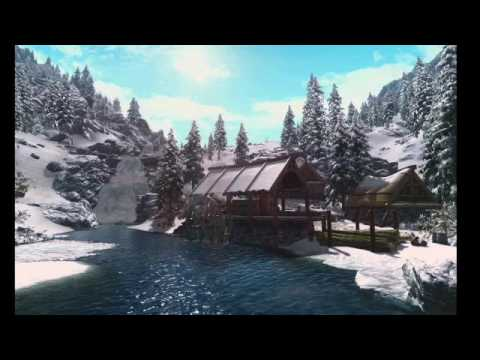 Sounds of Skyrim 3- Winter's Breath